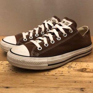 Converse All Star Lo-Top Brown W8/M6